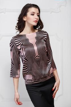 Блузка Из Шелка Купить
