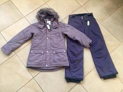 5a73beafb18f Заказать. Зимний мембранный горнолыжный костюм Progress by Reima цвет Grey