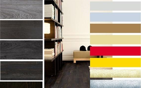 Какие цвета сочетаются с цветом венге в интерьере фото