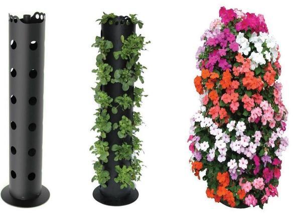 Подставки для цветов вьющихся