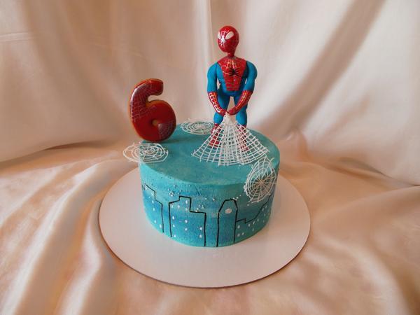шоколадные фигурки человек паук