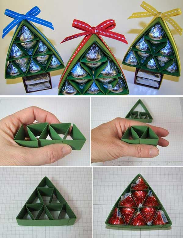 Идеи для новогодних подарков сделанные своими руками