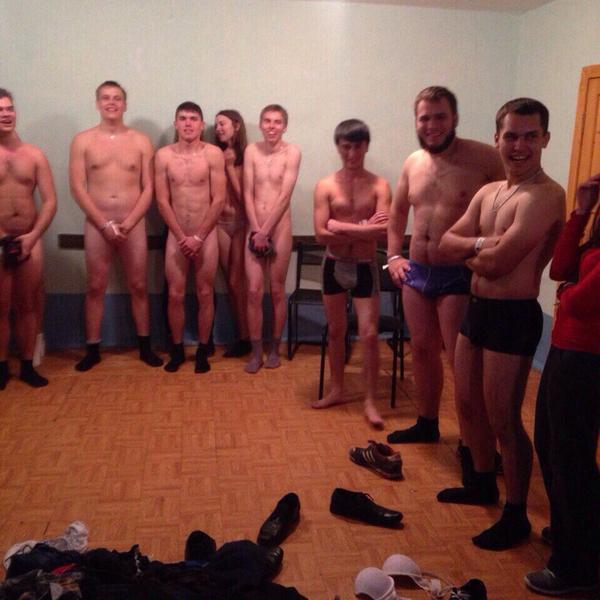 фото студентов голые