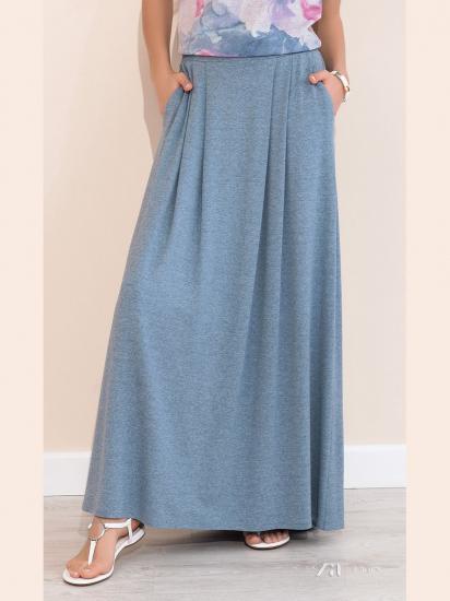 Вечерний выход миди-юбка с драпировками или отделкой узорным шитьем