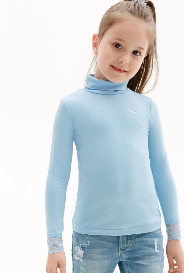 a3d38ebd8e1 ТМ  Concept Club Kids  Артикул  10220100008  Вид изделия  Блузы  Цвет   голубой  Состав  92%Хлопок 8%ПУ