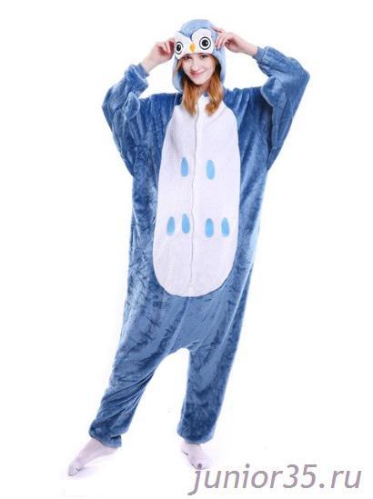Пижама Кигуруми Сова   Арт. K-004 db4ce9bd2485a