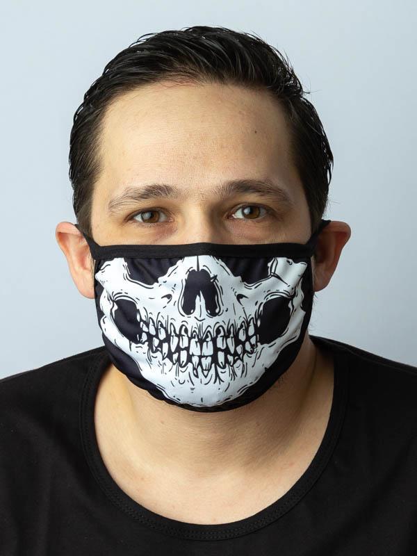 Картинки маска черепа