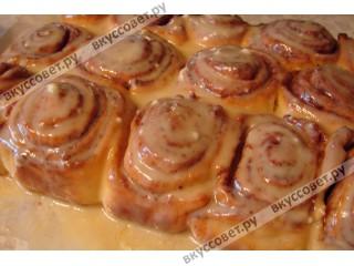 рецепт пирожных синабон
