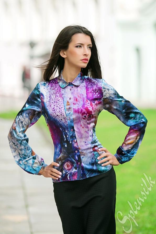 Модные Женские Блузки 2014 В Спб