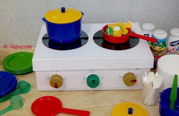 Как своими руками сделать детскую посуду