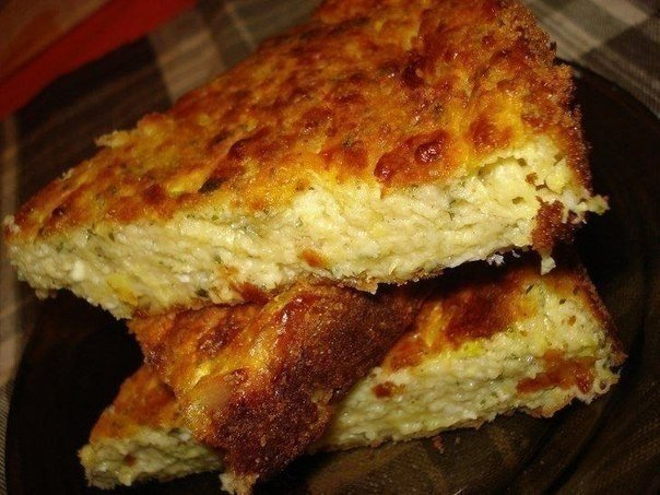 Рецепт запеканка из кабачков