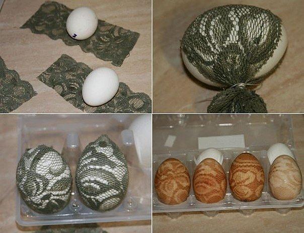Как своими руками покрасить яйца на пасху своими руками