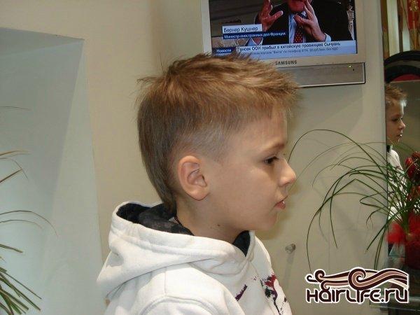 Подбор причёски и цвета волос по