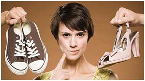 Обувь для беременных - что рекомендуют врачи?