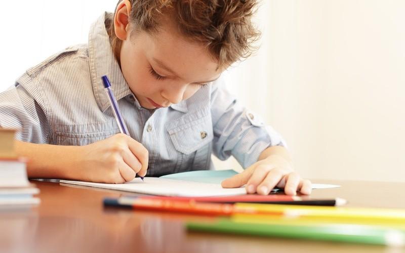 Как подготовить детскую руку к письму